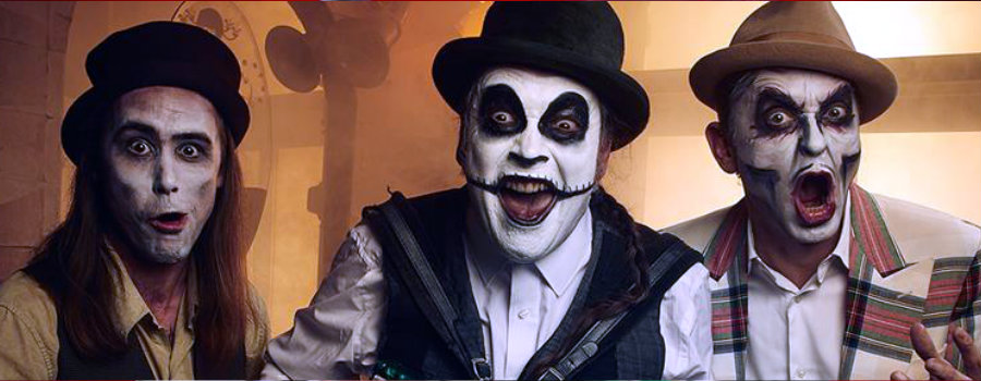 Οι Tiger Lillies έρχονται στο  Fix Factory Of Sound